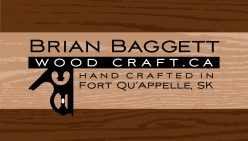 Brian Baggett Woodcraft